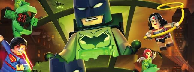 LEGO: Az Igazság Ligája: Batman és Halálcsapás teljes mese