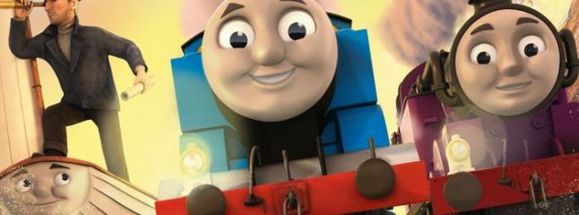 Thomas a gőzmozdony – Az elveszett kincs legendája teljes mese
