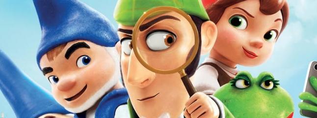 Sherlock Gnomes teljes mese
