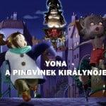 Yona, a pingvinek királynője online