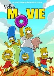 A Simpson család - A film teljes mese