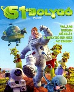 Az 51-es bolygó teljes mesefilm