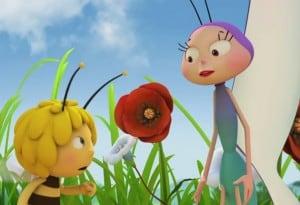 Maja, a méhecske – A pillangó hímpora