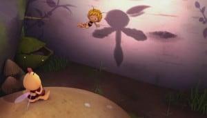 Maja, a méhecske – Az árnyjáték