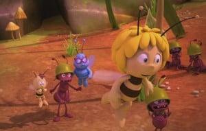 Maja, a méhecske – Az idegen
