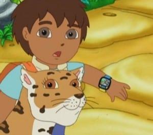 Go, Diego, Go! - A kis jaguár