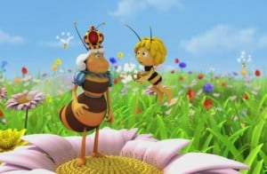 Maja, a méhecske – Királyi kirándulás