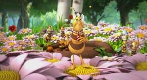 Maja, a méhecske - Méhviasz bíró