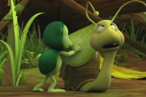 Maja, a méhecske – Repedés a csigaházon