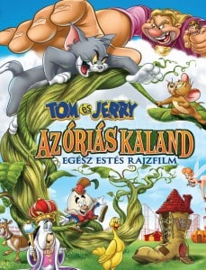 Tom és Jerry – Az óriás kaland teljes mese