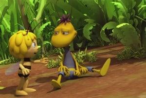 Maja, a méhecske – Tücsökzsivaly