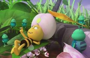 Maja, a méhecske – Vili, a király
