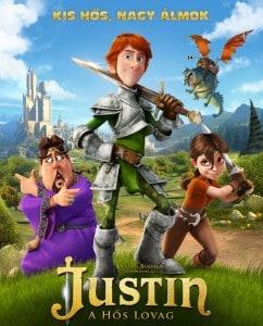 Justin, a hős lovag teljes mese