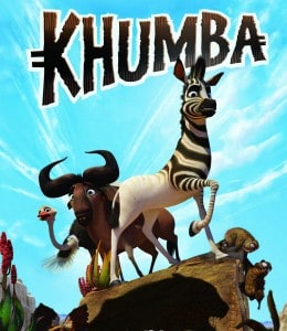 Khumba teljes mesefilm