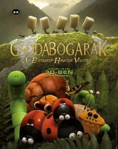 Csodabogarak – Az elveszett hangyák völgye teljes mesefilm
