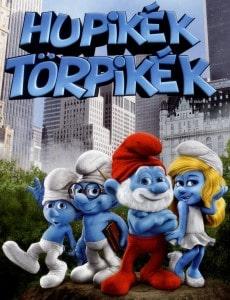 Hupikék törpikék teljes mesefilm