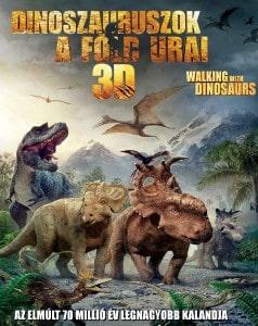 Dinoszauruszok - A Föld urai online
