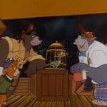Balu kapitány - Potyautas aranyportyán