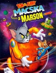 Tom és Jerry: Macska a Marson teljes mese