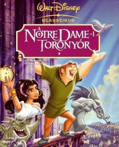 A Notre Dame-i toronyőr teljes mese