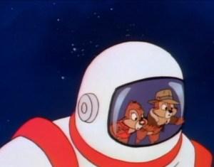 Csipet csapat - Az űrkalandorok disney mese