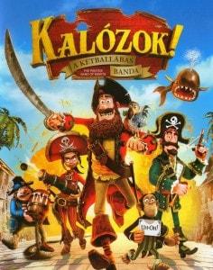 Kalózok! – A kétballábas banda teljes mese