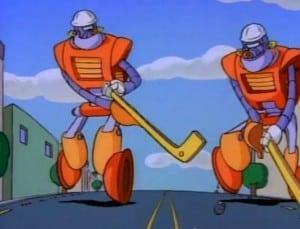 Kacsamesék – Rabló robotok