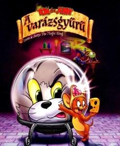 Tom és Jerry: A varázsgyűrű teljes mese