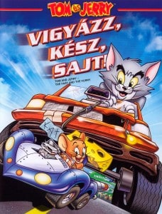 Tom és Jerry: Vigyázz, kész, sajt! teljes mese