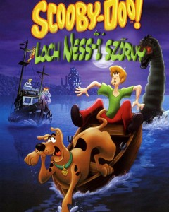 Scooby-Doo és a Loch Ness-i szörny online mesefilm