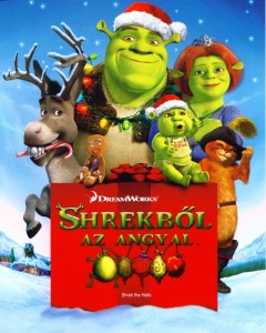 Shrekből az angyal online mesefilm