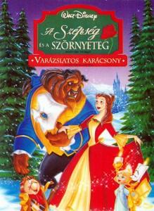 A Szépség és a Szörnyeteg - Varázslatos karácsony disney mesefilm