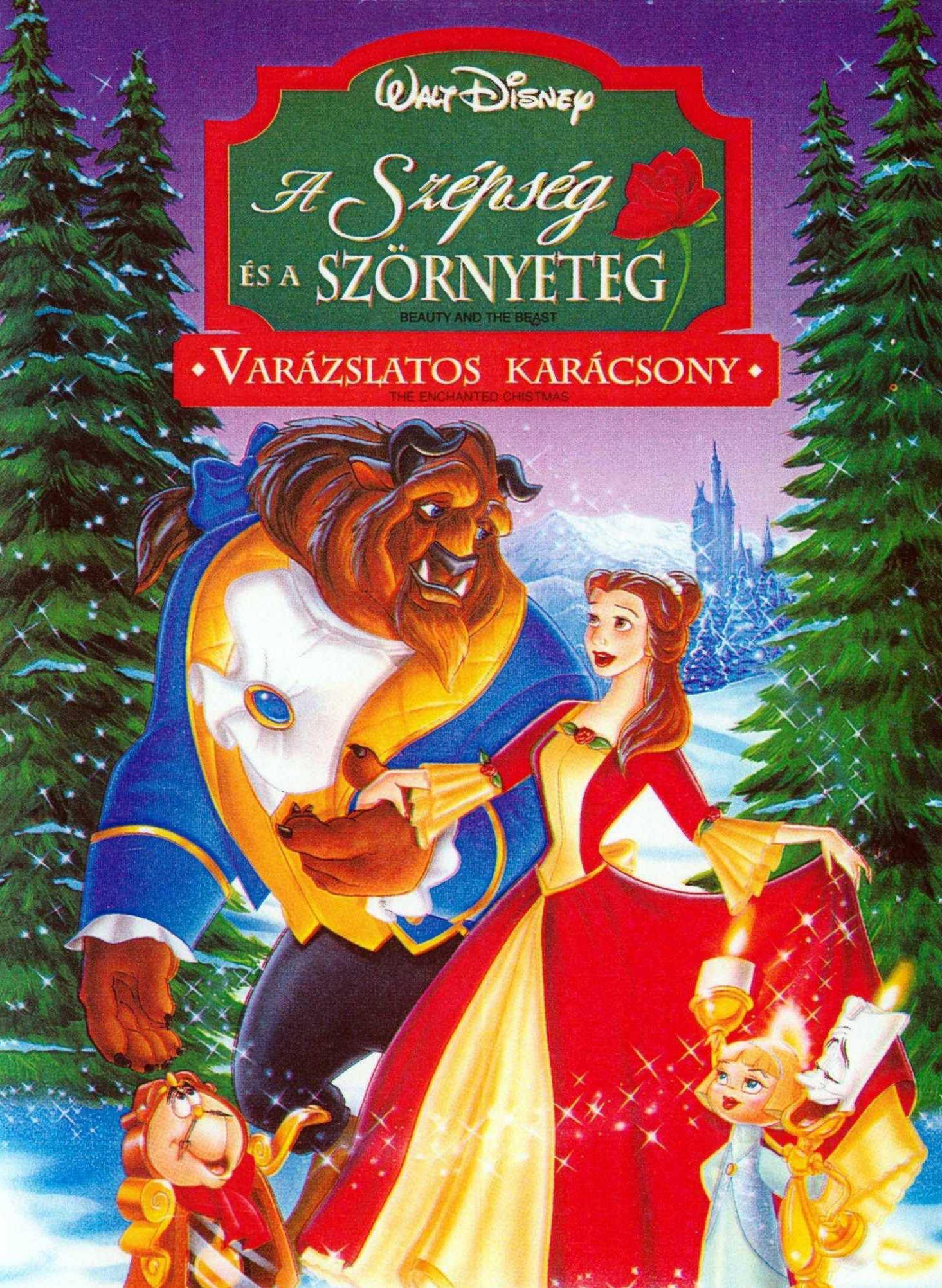 A Szépség és a Szörnyeteg – Varázslatos karácsony teljes ...