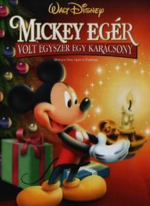 Mickey egér – Volt egyszer egy karácsony teljes mese