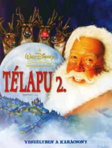 Télapu 2. – Veszélyben a karácsony teljes mesefilm