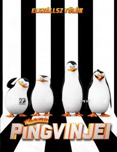 A Madagaszkár pingvinjei online mese
