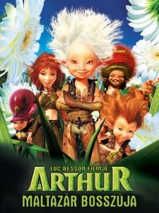 Arthur: Maltazár bosszúja teljes mesefilm