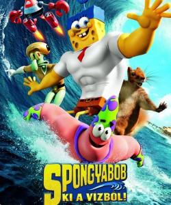 SpongyaBob: Ki a vízből! online mesefilm