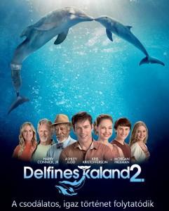 Delfines kaland 2. teljes családi film