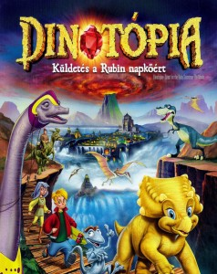 Dinotópia – Küldetés a Rubin napkőért teljes mese