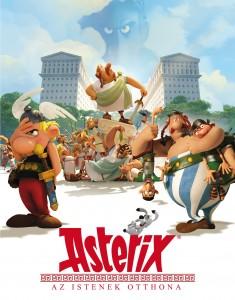 Asterix – Az istenek otthona teljes mesefilm