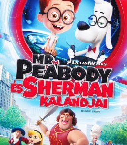 Mr. Peabody és Sherman kalandjai online mesefilm