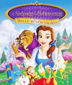 A Szépség és a Szörnyeteg – Belle bűvös világa teljes mese