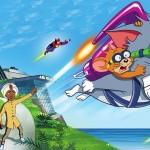 Tom és Jerry: Kémkaland teljes mesefilm