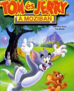 Tom és Jerry – A moziban! teljes mese