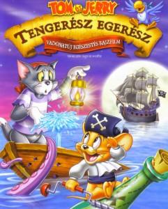 Tom és Jerry: Tengerész egerész teljes mese