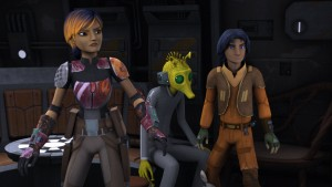Star Wars: Lázadók - A Birodalom napja