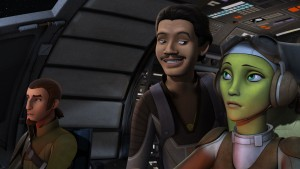Star Wars: Lázadók – A bolond sora