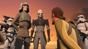 Star Wars: Lázadók - A cselekvés ideje