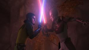 Star Wars: Lázadók - A jedi útja